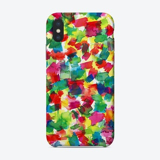 Spring Colors Multicolored Phone Case