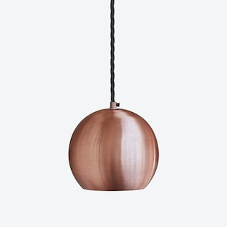 GLOBE Pendant Light in Copper - 1 Wire