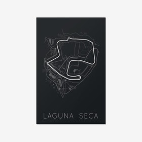 Racing Forever Forward – Laguna Seca Print