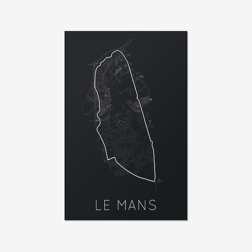 An Enduring Tradition – Le Mans Print