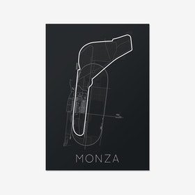 Full -Throttle Formula 1 – Monza Print
