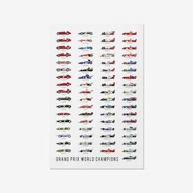 F1 World Champion Print