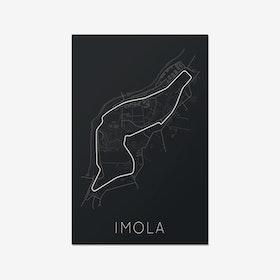 The Home of Ferrari - Imola Print