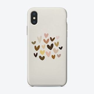 All Hearts Together Phone Case