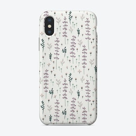 Lovely Lavender Phone Case