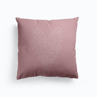 Full Of Love Rose Cushion
