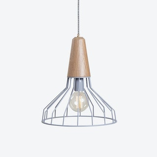 MILKO Pendant Light in Grey