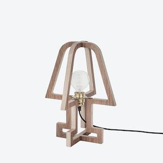 KAVO DIY Table Lamp w/ Black Cord