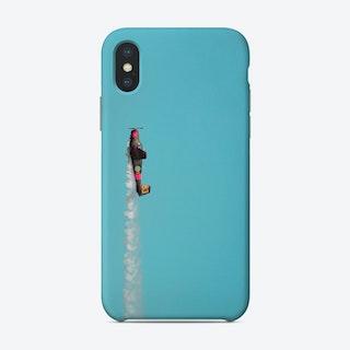 Don'T Press That Buttooooooo Phone Case