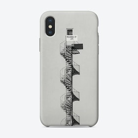 Meaning Of Life Phone Case