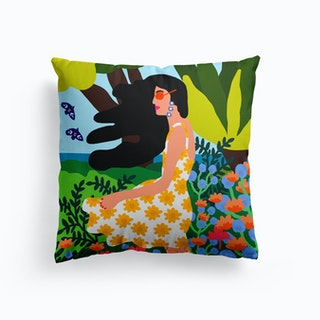 I Like The Wind Cushion