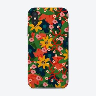 Jungle Floral Phone Case
