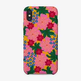 Plant Flowers Phone Case