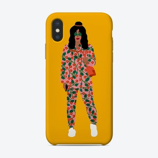 Fashion Week Girl Phone Case