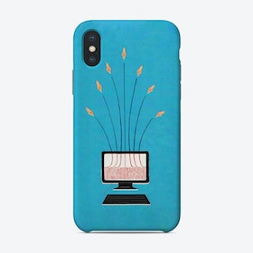 Nuclear War Is Just A Cyber Attack Away Phone Case