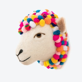 Jazzy Sheep Head