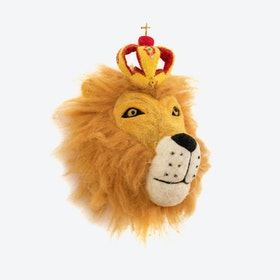 Prince Leopold Lion Head