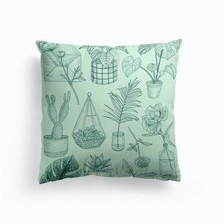 Plants Lover Cushion
