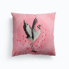 Crane Cushion