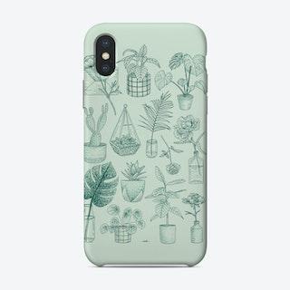 Plants Lover Phone Case
