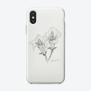 Gentian Phone Case