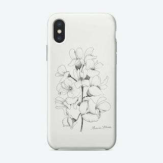 Acacia Flower Phone Case
