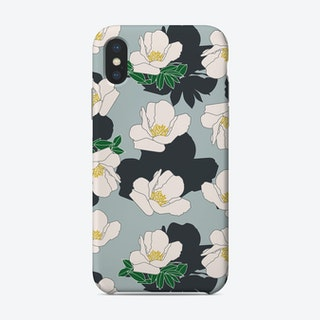 Blue Veronique Phone Case