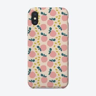 Pink Apples Phone Case