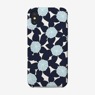 Blue First Day Of Summer Phone Case