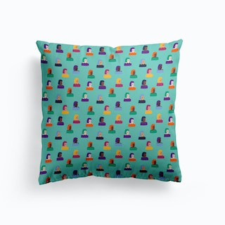 Cool Girls Cushion