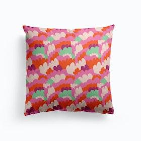 Cotton Candy Cushion