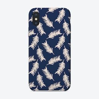 Blue Rebecca Phone Case