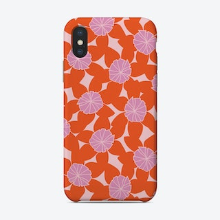 Purple First Day Of Summer Phone Case