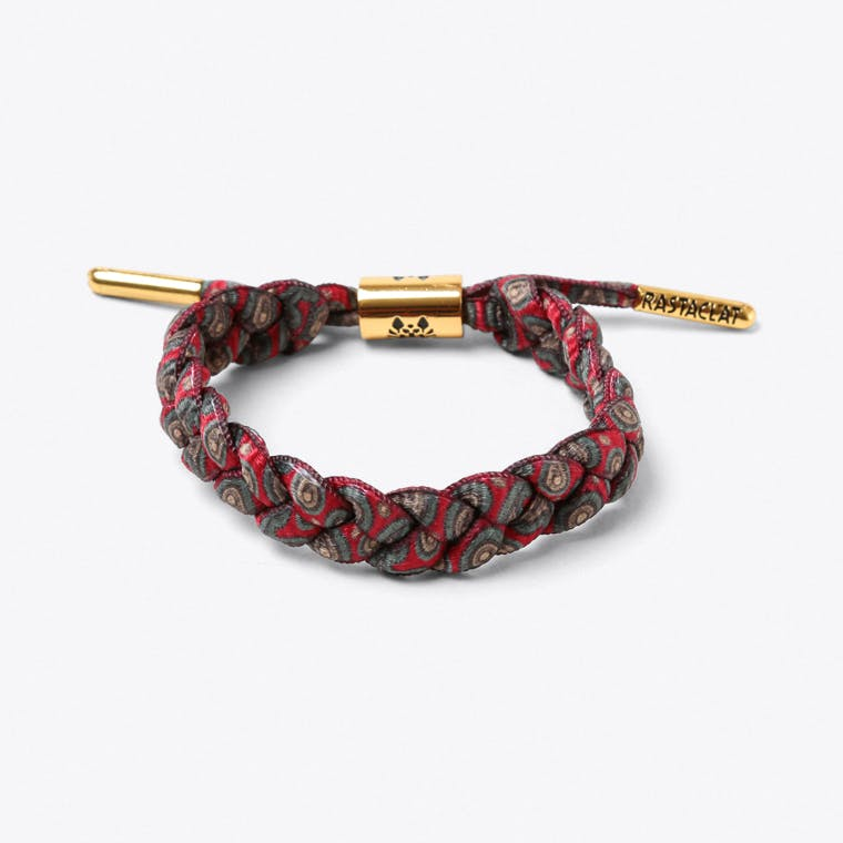 Nuestra Shoelace Bracelet