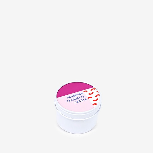 Raspberry Scented Candle