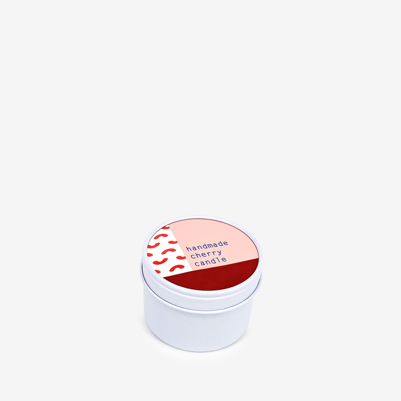 Cherry Scented Candle