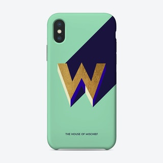 Be Gold W Phone Case