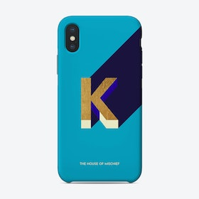 Be Gold K Phone Case