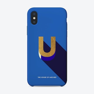 Be Gold U Phone Case