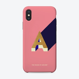 Be Gold A Phone Case