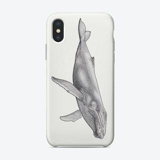 Humpback Whale Phone Case