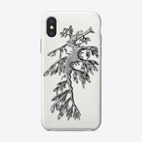 Leafy Sea Dragon Phone Case