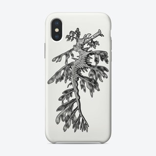 Leafy Sea Dragon Phone Case