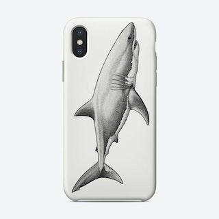 Great White Shark Phone Case