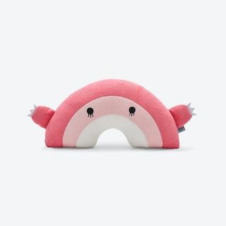 Ricebow - Pink Rainbow Cushion