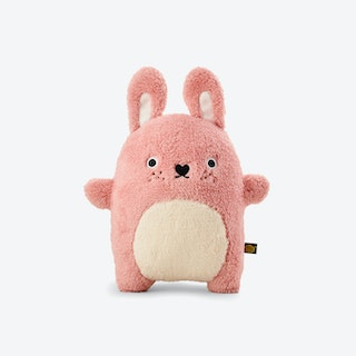 Ricefluff - Pink Rabbit Cushion