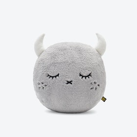 Ricepuffy Pillow - Grey Cushion