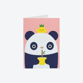 Greeting Card - Ricebamboo (set of 3)
