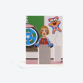 Artist Bookmark Card - Teddy Addict C (set of 2)