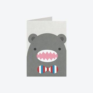Greeting Card - Riceroar (set of 3)